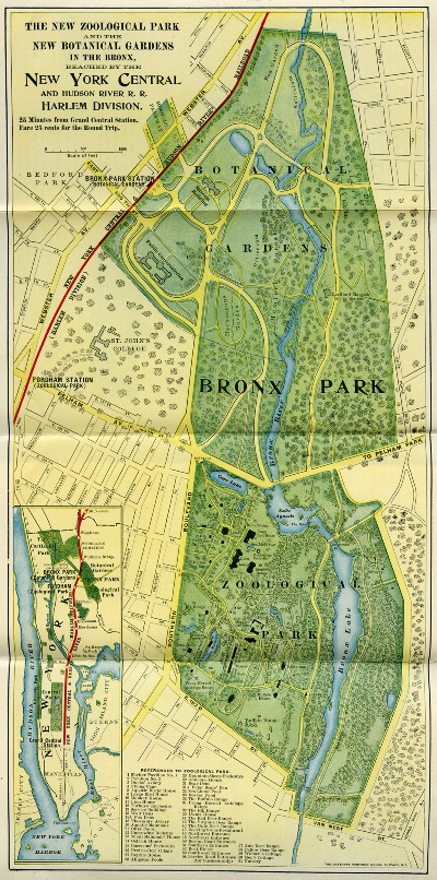 About Bronx Park